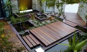 Small Picture Awesome Contemporary Garden Designs for Small Gardens