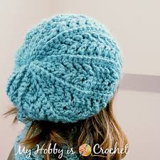 Free Crochet Hat Pattern Impressive Ravelry Go With The Flow Hat Pattern By Kinga Erdem