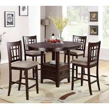 dining room chairs counter height. 5 piece counter height dining set room chairs a