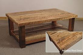 Reclaimed Barn Wood Rustic Big Timber Coffee Table  ...mistymountainfurniture.com/catalog/# | For The Home | Pinterest |  Reclaimed Barn Wood, Barn Wood And ...
