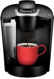 After keurig coffee makers became wildly popular, essentially all other coffee makers had to adapt to the new kid on the block. Amazon Com Keurig K Classic Coffee Maker Single Serve K Cup Pod Coffee Brewer 6 To 10 Oz Brew Sizes Black Kitchen Dining