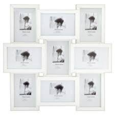 multiple picture frames wood. White Multi Aperture Photo Frame 9 X 6 4in | Wood, Frames And Multiple Picture Wood /