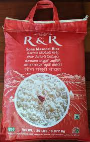 Udupi Sona Masoori Rice, 10 Lb for sale online | eBay
