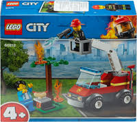<b>Конструктор LEGO City Fire</b> Пожар на пикнике 60212 – купить в ...