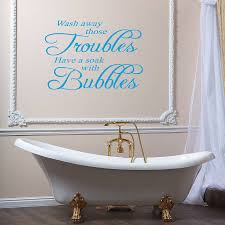 Small Picture bathroom wall art stickers by wall decals uk by gem designs