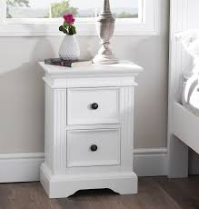 nightstands gainsborough white bedroom furniture bedside cabinets chest of and wood table drawers wardrobe whitewash tiny