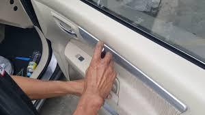 jeff tan tutorial suzuki swift front door panel removal