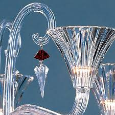 baccarat バカラ mille nuits 8 light chandelier ミルニュイ シャンデリア 8灯 要電気工事 受注品 5732609515