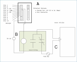 access control door wiring diagram kanvamath org Access Control List at 6 Door Access Control Wiring Diagram