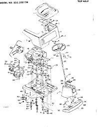 sears lawn mower wiring diagram wiring diagram and schematic design craftsman rider safety switches lawn mower ignition switch wiring diagram
