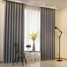 Modern Curtains For Bedroom Plain Curtains Promotion Shop For Promotional Plain Curtains On