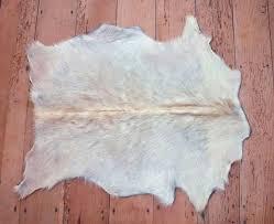 goat skin rug australia