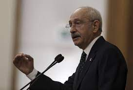 Turkey's CHP deputy chair says Kılıçdaroğlu to run for president