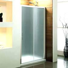 glass bathroom doors opaque sliding door photo frosted modern shower uk