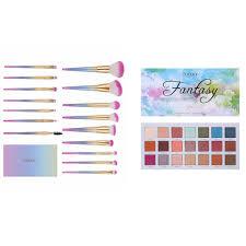 Fantasy <b>Makeup</b> Kit - 16 <b>piece Brush</b> Set & Fantasy Blue Palette ...