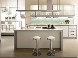 cabinet door modern. Kitchen, Modern Kitchen Island With Seating Cream Polished Marble Floor White Wooden Cabinet Doors Granite Door