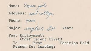 Cute Steve Jobs Resume Contemporary Documentation Template