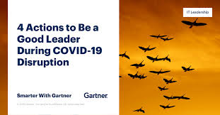 There is no recent news for this security. 4 Actions To Be A Good Leader During Covid 19 Disruption