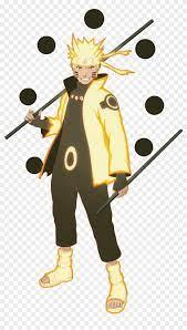 Naruto Sage Of Six Paths Mode ...