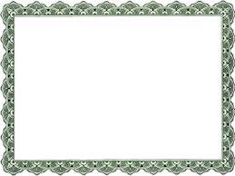 Certificate Border Template Word Creative Advice