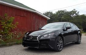 2013 Lexus GS 350 F-Sport - Reviews - Cheers and Gears