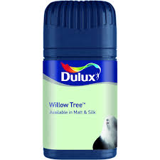 Dulux Matt Emulsion Paint Tester Pot Willow ...