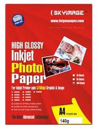 Image result for glossy paper inkjet