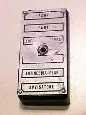 vintage fuse box ferrari testarossa fuse box block cover vintage oem
