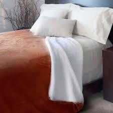 queen sherpa blanket.  Blanket Lavish Home Burgundy FleeceSherpa Polyester FullQueen Blanket And Queen Sherpa E