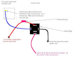 trnw store transmission power relay system click here to view an installation schematic