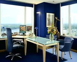 office wall color combinations. Office Blue Amazing Historic Home Renovation Presents Bright Wall Color Combinations Design Corporate