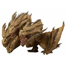 The figures come in various classes, each defining different features of the figures. Godzilla X Plus Deforeal Vinyl Figure Gozilla King Of The Monsters 2019 King Ghidorah Tesla S Toys