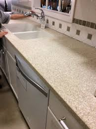 photo 1 of 12 solid acrylic kitchen counter tops allen roth countertops 1