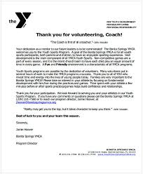 Thank You Letter Reference Thank You Letter To Coach Cycling Studio