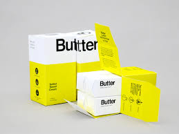 creative packaging butter student project on packaging of the world creative