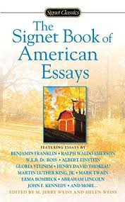 the signet book of american essays signet classics 9780451530219 the signet book of american essays signet classics