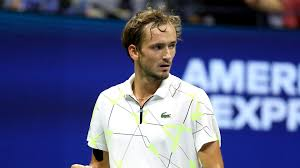 Continental grip used for right hand (for left handed). U S Open 2019 Flushing Meadows Villain Daniil Medvedev Reaches Final And Dashes Grigor Dimitrov S Dream