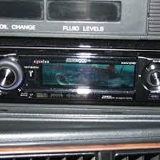 mercury cougar audio radio speaker subwoofer stereo lee bliss s 1990 mercury cougar