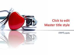 Heart Powerpoint Templates Free Heart Powerpoint Template Free Powerpoint Templates