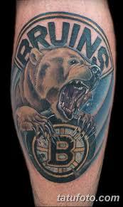 фото тату с медведем от 12092018 159 Tattoo With A Bear