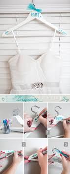 st diy bride wedding hangers 1 st diy bride wedding hangers 2