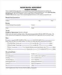 house rental agreement sample free 20 sample rental agreement forms pdf
