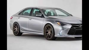 2016 toyota camry trd - YouTube
