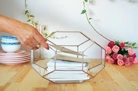 large geometric glass box wedding card box glass card box Wedding Cards Box Holder Wedding Cards Box Holder #19 wedding card box holder with lock