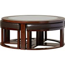 round coffee table with stools medium size of coffee coffee table with stools cozy round coffee round coffee table with stools