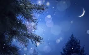 christmas night wallpaper. Beautiful Christmas And Christmas Night Wallpaper L