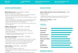 Resume Website Design Resume Web Design Resume Template 22