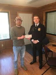 PHOTO: Harlan Farm Bureau donates to FFA - Harlan Enterprise ...