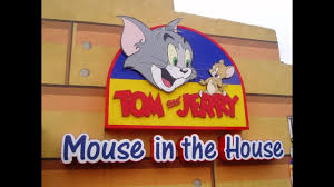 Tom & Jerry Mouse in the House ( 1996 - 2004 ) * Warner Bros. Movie World  Germany - YouTube