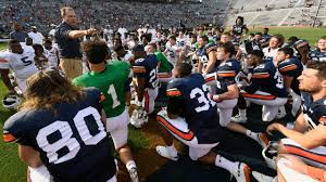 Auburn Running Back Depth Chart Projected 2019 Auburn Depth Chart To End Spring Practice